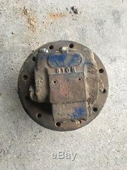 Kobelco SK60Mark3 Eaton Hydraulic Final Drive Motor