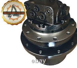 Komatsu PC60, PC60-6, PC60-7 Final Drive Motors Komatsu Travel Motor