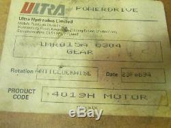 NEW Ultra 4019H / Ransomes A809203 LH Drive Hydraulic Motor CCW 1MR015A 8304