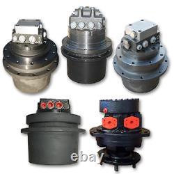 Nabtesco GM18VL-J-3453-4 Hydraulic Final Drive Motor