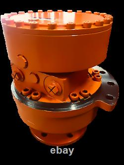 New Bobcat T140, T180, T190 Final Drive Motor (6 Bolt Sprocket)