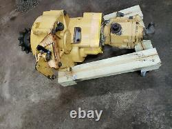 New Holland LS 190 Gearbox Drive Assembly with Hydraulic motor, NICE, Left Side
