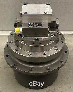 New Poclain Hydraulics 1731232097 Final Drive Travel Motor