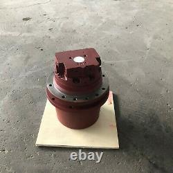 New final drive travel motor assembly for an IHI 20JX Free freight