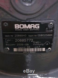 OEM Bomag Hydraulic Drive 05802588R SE