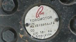 OEM Ross HYDRAULIC TORQMOTOR DRIVE MOTOR MB151508AAFB fits Scag Jacobsen 390852