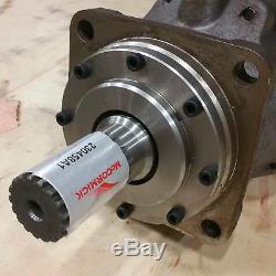 OEM Sauer Danfoss Hydraulic Drive Motor for Case 1845C (European Model) 230458A1
