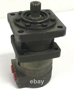 PRE-OWNED White Drive Hydraulic Motor DT013992 See Photos WF5 Danfoss