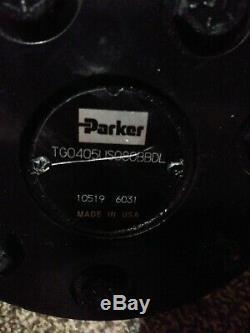 Parker Hydraulic Drive / Torq / Wheel Motor TG0405US080BBDL