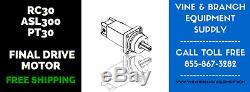 Rc30 / Asl300 / Pt30 Final Drive Motor / Brand New / Oem Shipped