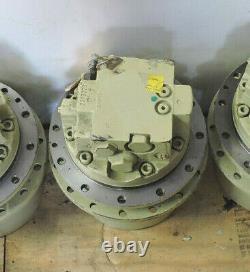 Rexroth Hydraulic Travel Motor GFT9 T2 Track Drive Gearmotor
