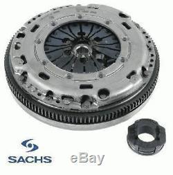 Sachs For Vw Multivan Mk5 1.9 Tdi 75/77kw 2003- Dual Mass Flywheel & Clutch Kit