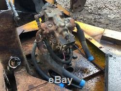 Sauer Danfoss 51V060 Bent Axis Hydraulic Motor 5064053 Elgin Pelican Drive Motor
