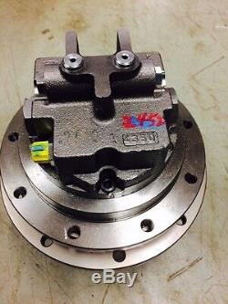 Takeuchi TB015 Hydraulic Final Drive Motor