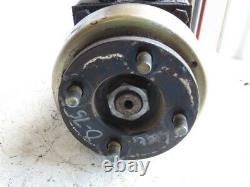 Toro 112-0237 LH Left Hydraulic Drive Wheel Motor 3250D Greensmaster Mower