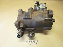 Toro 2003 Groundsmaster 580-D Front Wheel Hydraulic Drive Motor 580 D 30581 B