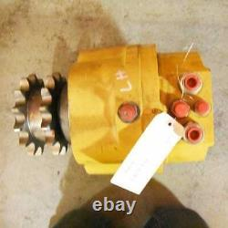 Used Hydraulic Drive Motor Left Hand Compatible with Gehl 6640 4640 5640E