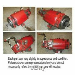 Used Hydrostatic Drive Motor International 1460 1480 Case IH 1660 1680
