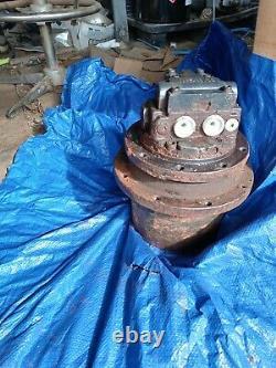 Used Kubota Final Drive Motor