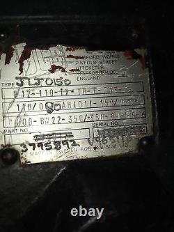 V12-110-TX-IH-C-013-C- JCB Track Drive Motor