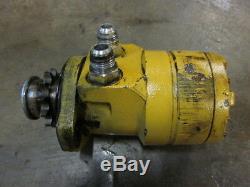 Vermeer V1550 V-1550 V 1550 Trencher Hydraulic Drive Motor Eaton 103 1664 010