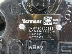 Vermeer / White Drive 163733973, Hydraulic Motor