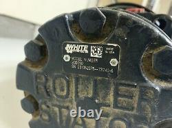 White Drive Hydraulic Orbital Wheel Motor Dixie Chopper 200050 510230X3131CAAYE