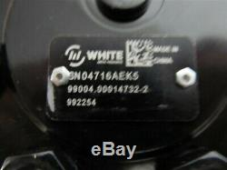 White Drive Products 992254, WR Series Hydraulic Motor