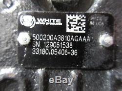 White Hydraulic Drive Motor Roller Stator 500200A3810GAAA