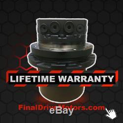 Yanmar B37, B37-2A, Final Drive Motors Yanmar B 37, B 37-2A Travel Motor