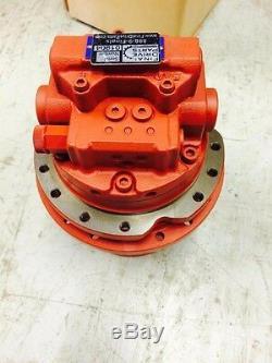 Yanmar B3U Hydraulic Final Drive Motor