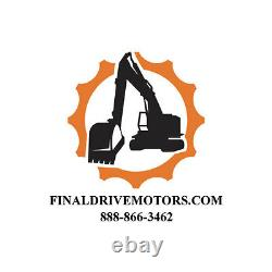 Yanmar B3, B3R Final Drive Motors Yanmar B3, B3 R Travel Motors