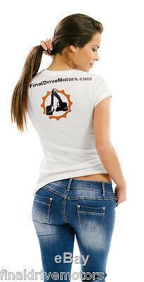 Yanmar VIO40-1 Final Drive Motors Yanmar VIO 40-1 Travel Motors